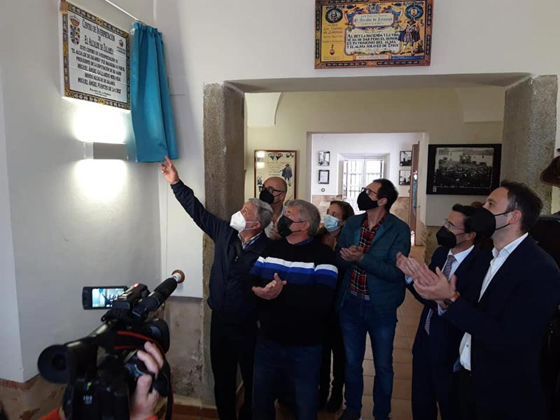 """Inauguración del Centro de Interpretación de la Fiesta de Interés Turístico Nacional """"El Alcalde de Zalamea"""""""